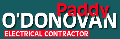 Paddy O'Donovan Electrical Contractor, Kinsale